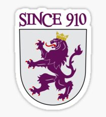 LEON-SINCE910 Sticker
