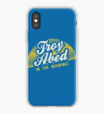 Troy and Abed in the Morning! iPhone Case