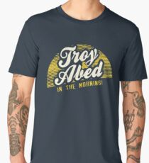 Troy and Abed in the Morning! Men's Premium T-Shirt