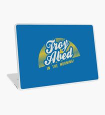 Troy and Abed in the Morning! Laptop Skin