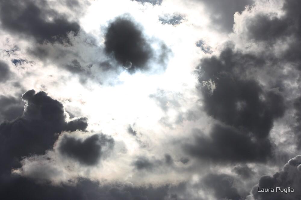 Rain Clouds in the Sky by Laura Puglia