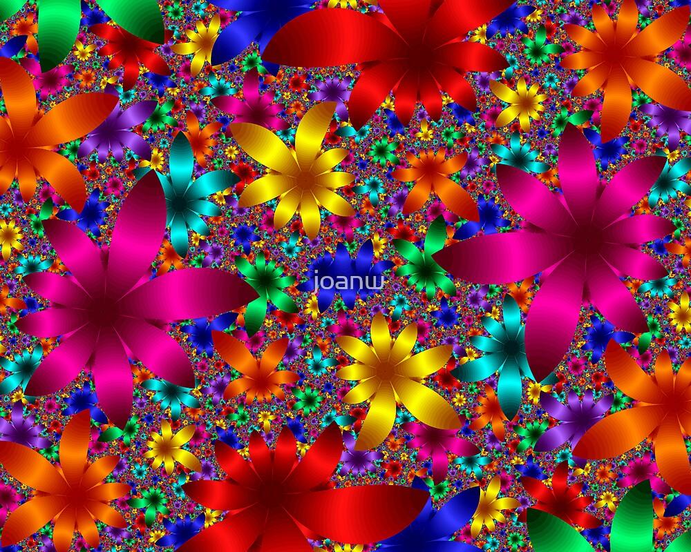 Flower Power by joanw