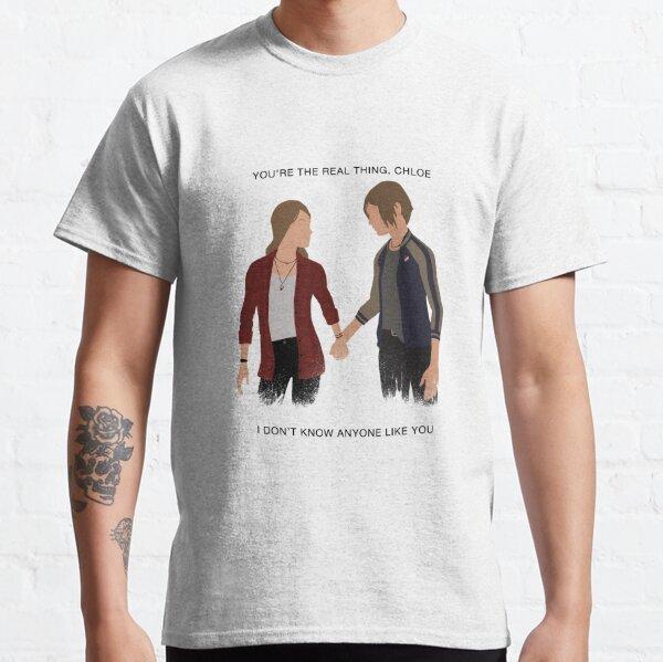 La vie est étrange: avant la tempête, Chloé et Rachel T-shirt classique