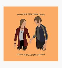 Life is Strange: Before the Storm, Chloe and Rachel Photographic Print