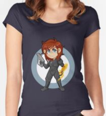 femshep Women's Fitted Scoop T-Shirt