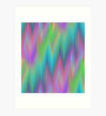 Stay Trippy, Hippie Art Print
