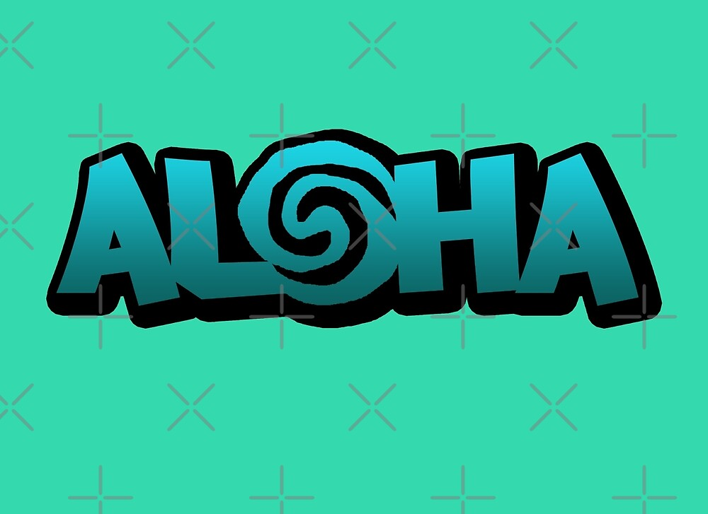ALOHA by themarvdesigns