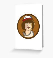 Toothless Stranger Things Series  Greeting Card