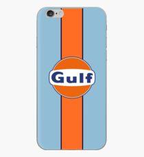 Gulf stripe iPhone Case