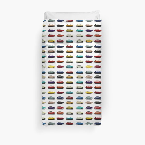 ADO16 - Multicolour Duvet Cover