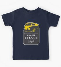 VW Camper Classic Style Kids Clothes