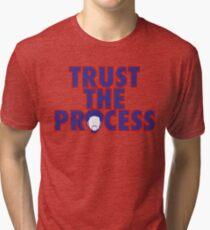 Trust The Process 4 Tri-blend T-Shirt