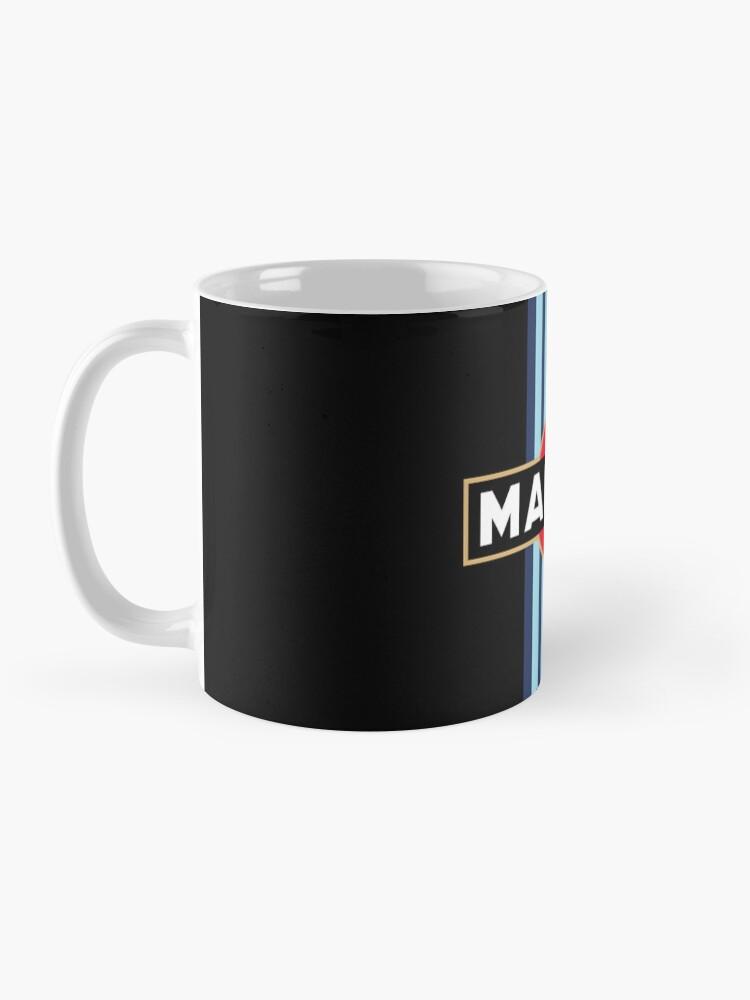Alternate view of Martini Racing Team Mug