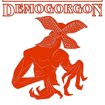 Stranger Demogorgon by 4swag