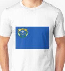 Nevada Flag Unisex T-Shirt