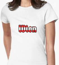 Vienna Women's Fitted T-Shirt