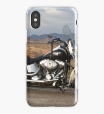 Ride to Lake Mead iPhone Case/Skin