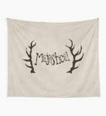 Hunt for the Majestical Wall Tapestry