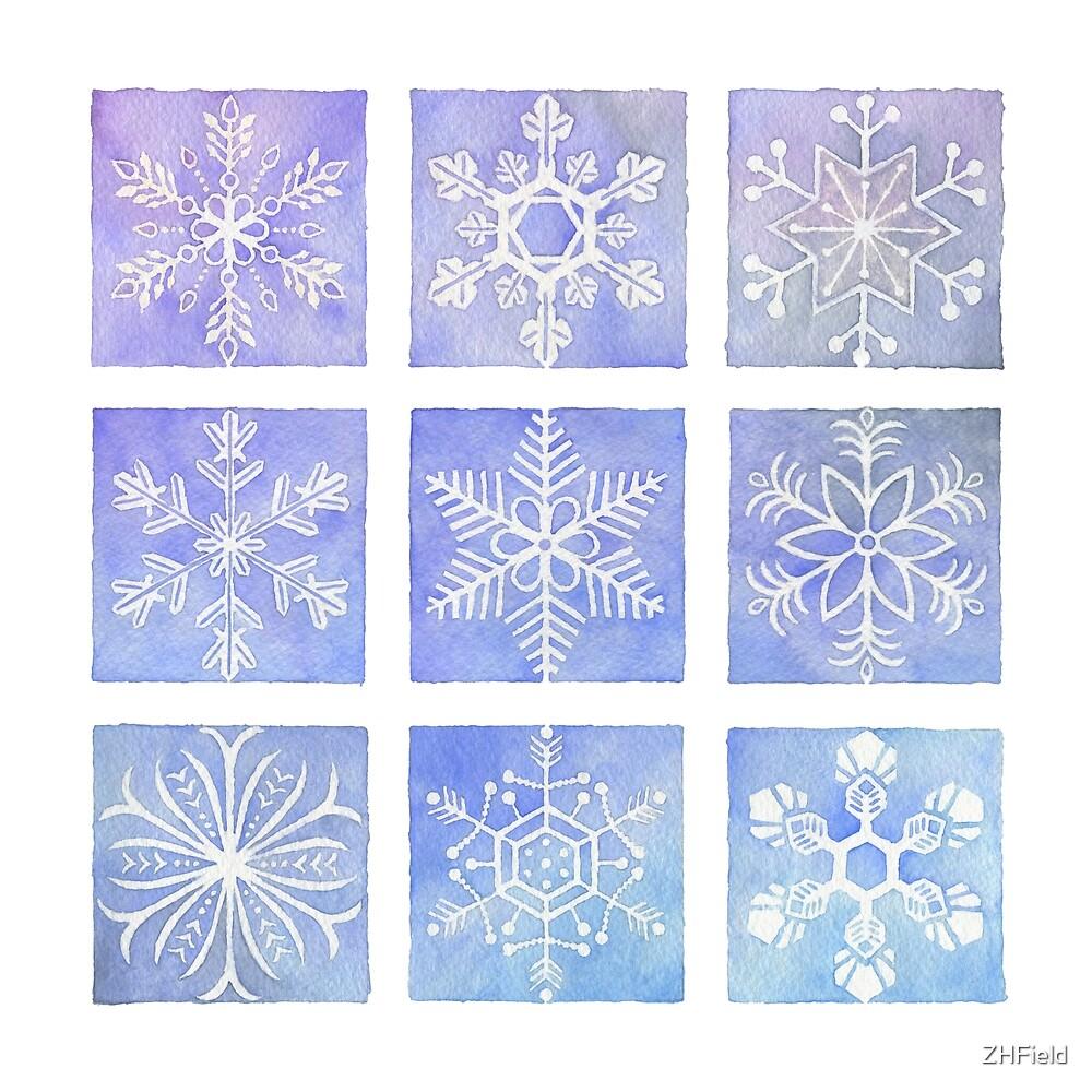 Winter Window by ZHField