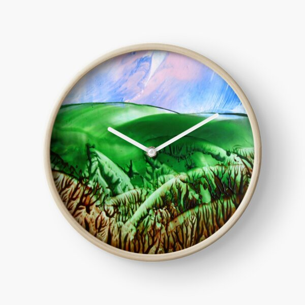 Down in the Valley Clock