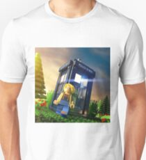 13th Doctor Minifig Unisex T-Shirt