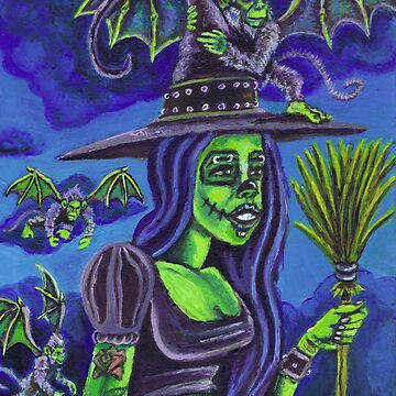 Wicked Witch by Funnyfuse