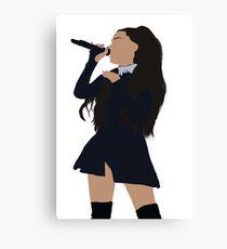 Ariana DWT Canvas Print