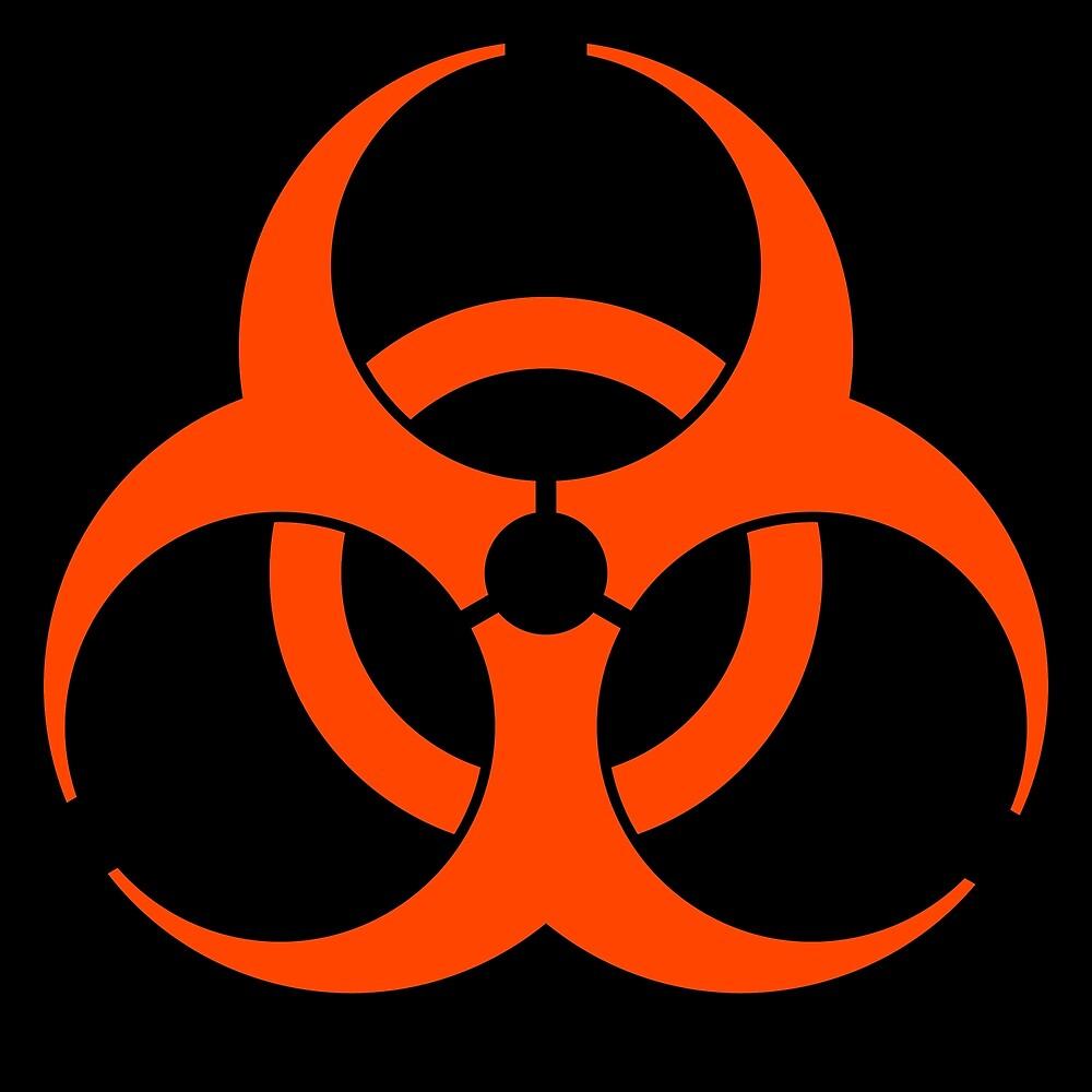 Biohazard 009 by Rupert Russell