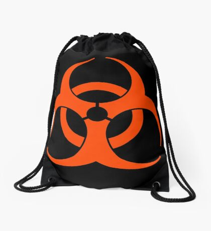 Biohazard 009 Drawstring Bag