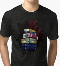 Books Of Knowledge Tri-blend T-Shirt