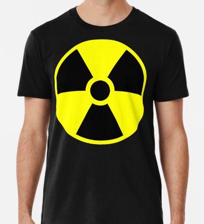 Warning Radiation T Premium T-Shirt