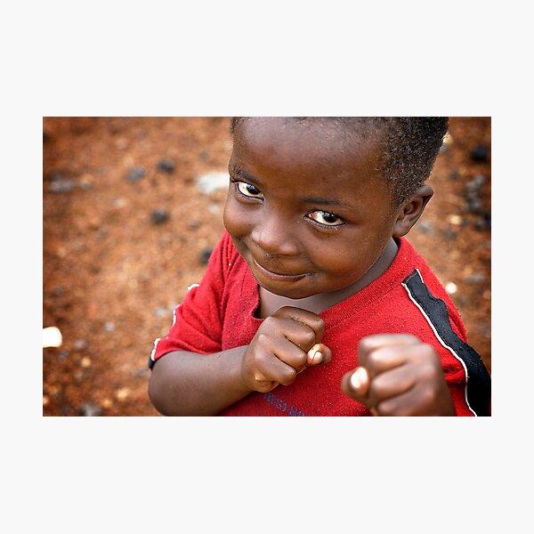 Congo Spirit Photographic Print