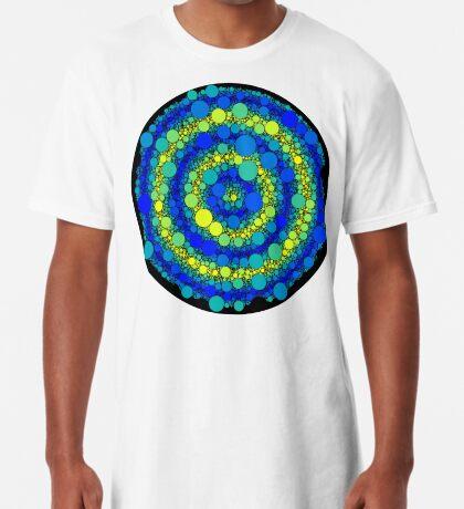 Circle Packing 006 Long T-Shirt