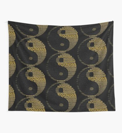 Polysynchronous II Wall Tapestry