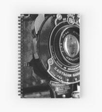 anastigmat Spiral Notebook