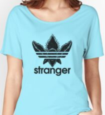 """Stranger Things - Demogorgan """"All Day I Dream About Stranger Things"""" Women's Relaxed Fit T-Shirt"""