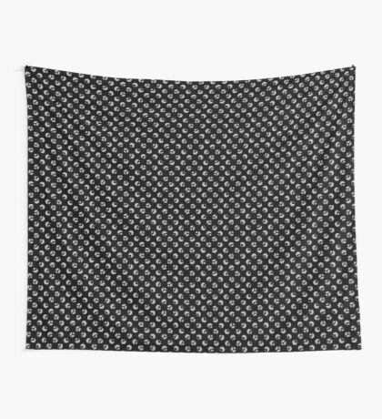 Cube Number 8   Wall Tapestry