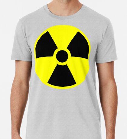 Warning Ionizing Radiation Premium T-Shirt