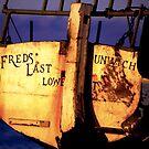 Fred's Last - Dunwich, Suffolk by newbeltane