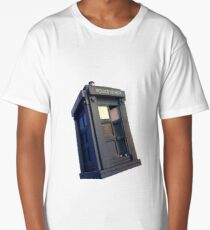 Lego TARDIS Long T-Shirt