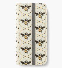 Bee iPhone Wallet/Case/Skin