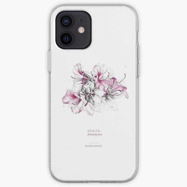 Azalea Funda blanda para iPhone