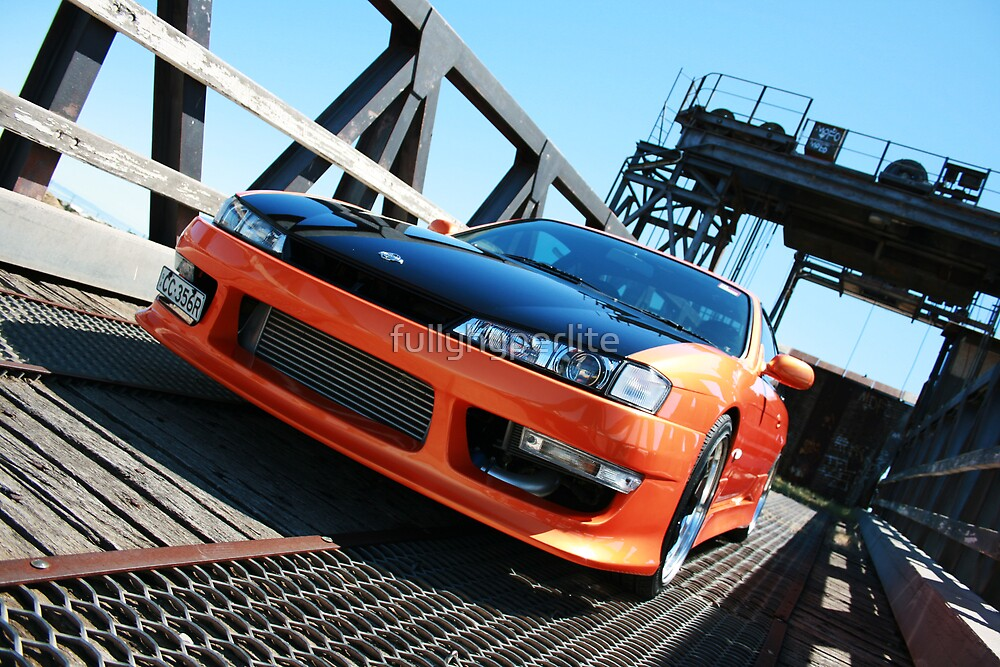 S14 SERIES II by fullyhyperlite