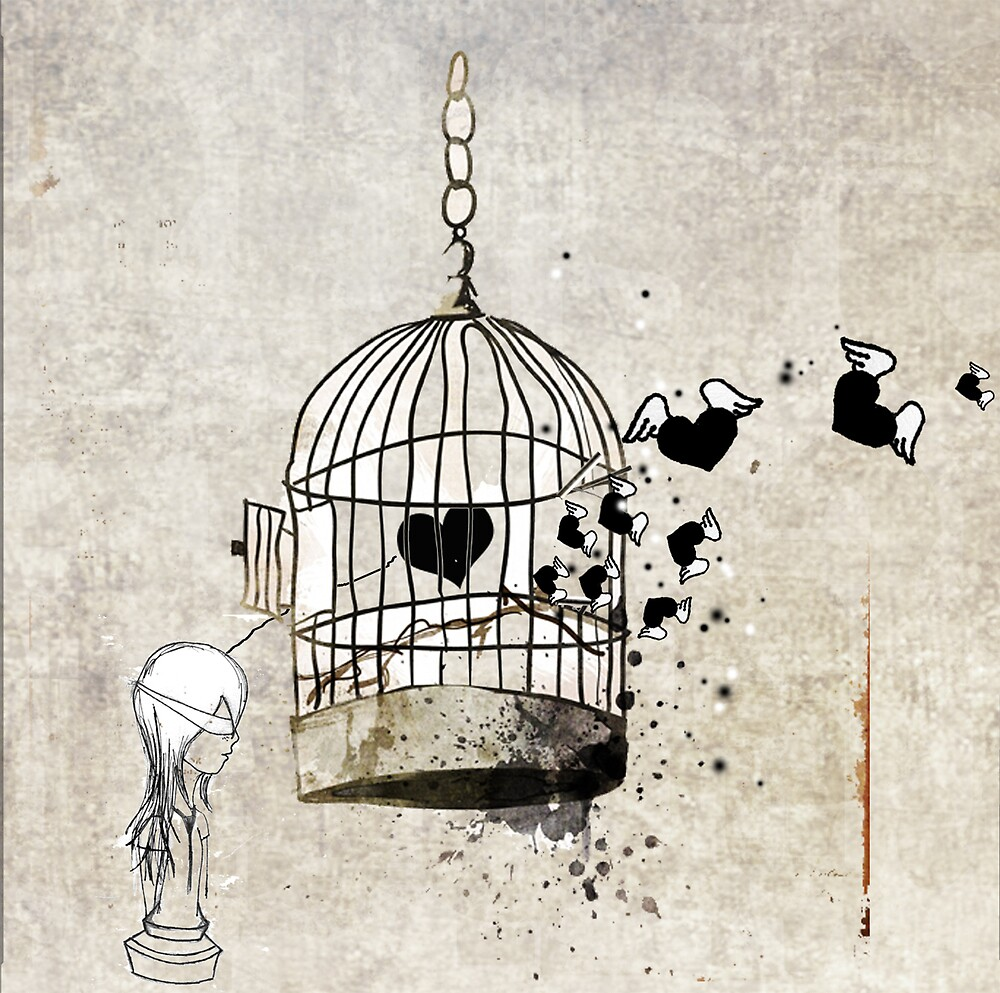 Caged Heart by Dannica