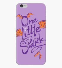 One Little Spark iPhone Case