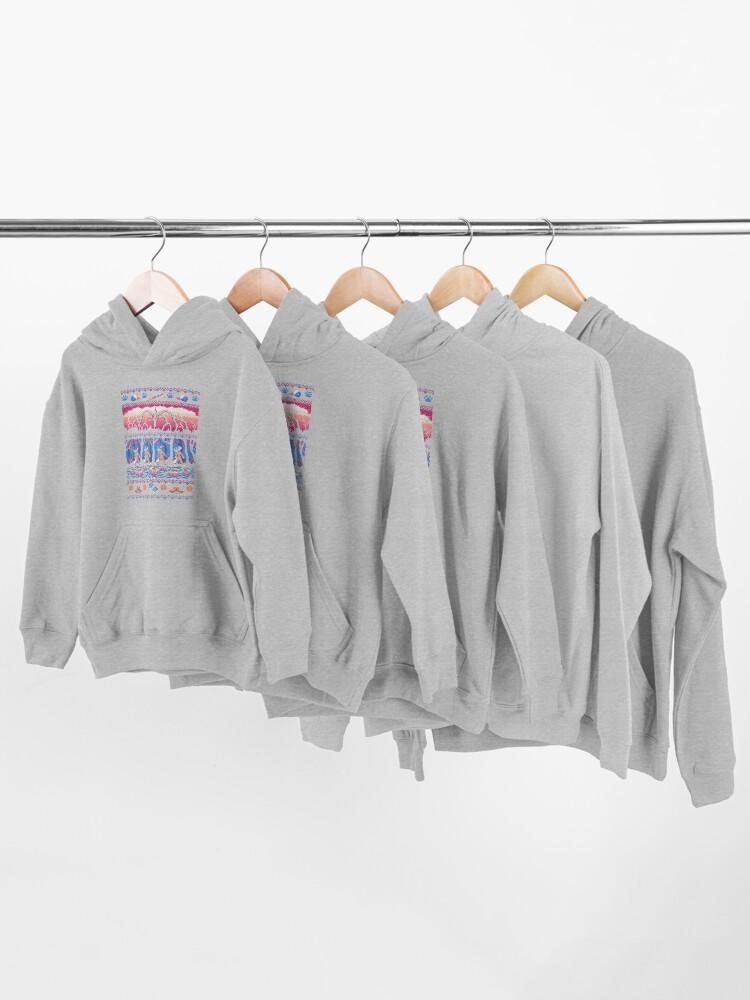 Alternate view of Stranger Sweater 2 Kids Pullover Hoodie