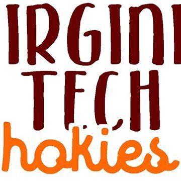Virginia Tech by pop25