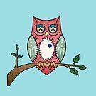 Misha the Owl by JLAnichowski