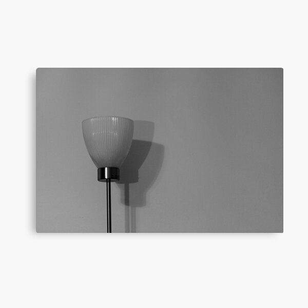 Three Lamps Canvas Print