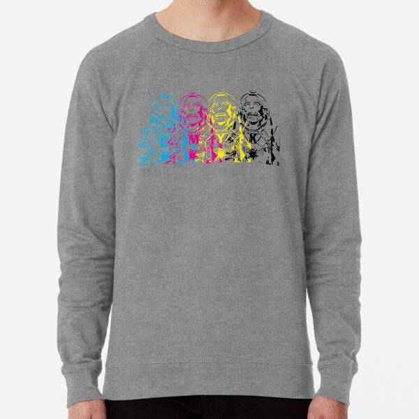 All Over Shirts Retro Dojo CMYK Sweatshirt